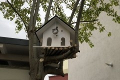 Luxus Vogelhaus